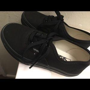 Vans sneakers for toddler
